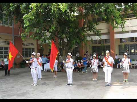 Nghi thức đội cấp quận 09-10 - THCS Đặng Trần Côn