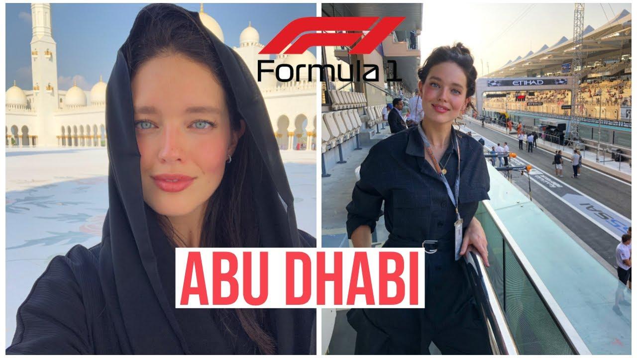 Abu Dhabi VLOG   Husband Tag   Emily DIDONATO