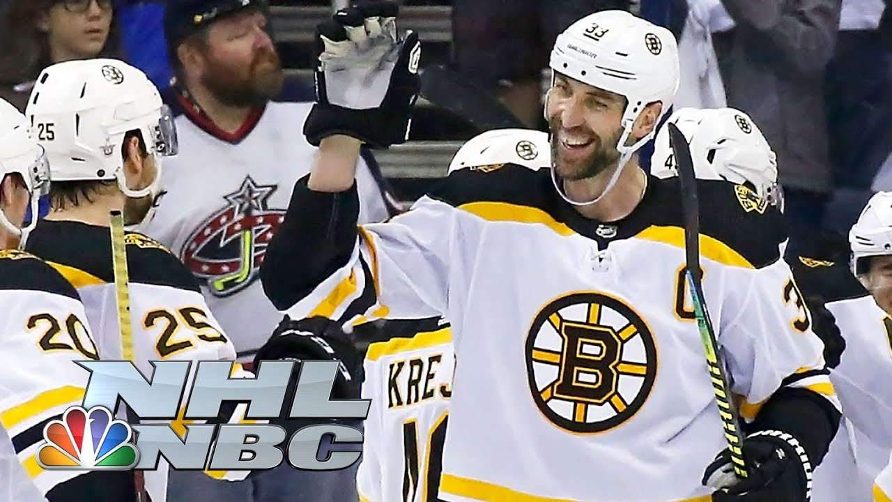 Nhl Stanley Cup Playoffs 2019 Bruins Vs Blue Jackets Game 6