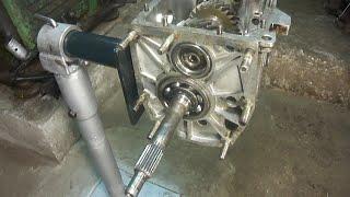 ВАЗ КПП 5-ступка - ремонт