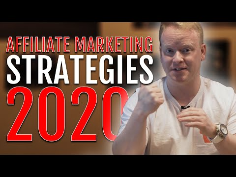 🗣Affiliate Marketers LISTEN UP! | 2020 Money Making Strategies 💸 thumbnail
