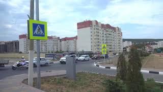 Геленджик-Дивноморск.Автобус. Июнь 2018г