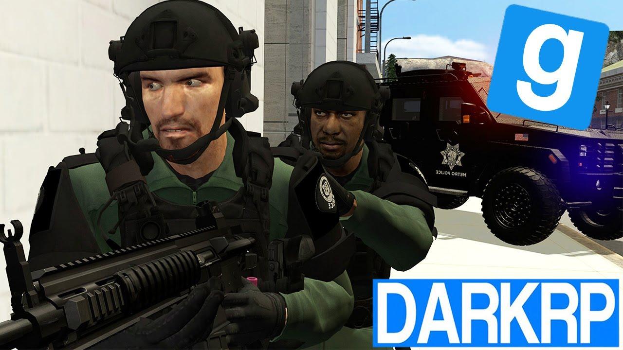 LE SWAT ! - Garry's Mod DarkRP