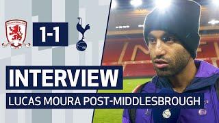 INTERVIEW | LUCAS MOURA: