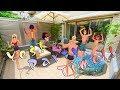【豪邸・邸宅】夏はテラスでYes! Party Time!!_高級マンションで「歌おう Singing 踊ろう Dancing」