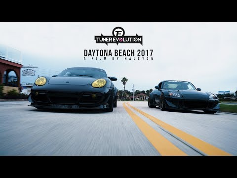 Tuner Evolution: Daytona Beach 2017 | Official Recap Film | HALCYON (4K)