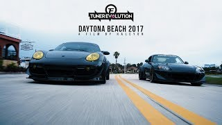 Tuner Evolution Daytona Beach 2017 Official Recap Film HALCYON (4K)