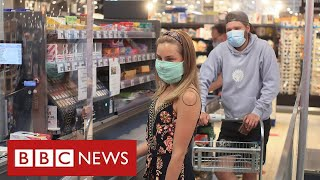 Confusion over masks policy after UK minister says they should not be compulsory - BBC News