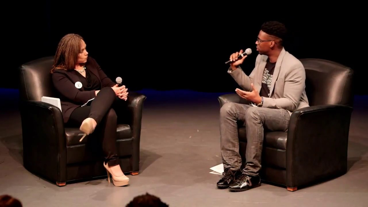 Roundtable on the Future of Justice Policy - Melissa Harris-Perry and  Marlon Peterson - 10/12/18