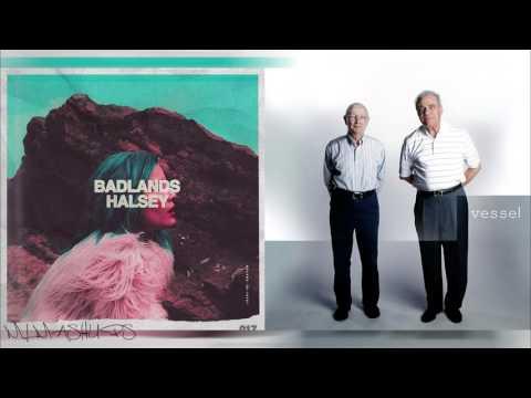 Halsey vs. twenty øne piløts - Young Migraine (Mashup)