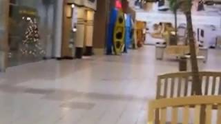 DEAD MALL Midway Mall in Elyria, Ohio with COMMENTARY 2015
