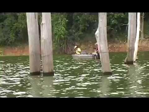 Fishing The Wilderness For Arowana & Mahseer