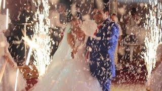 красивое начало свадьбы