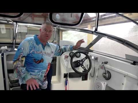 VHF Radio Review (GME GX700W) with Mad Dog from That's Fishing