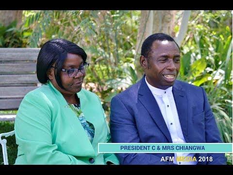 AFM PRESIDENT C CHIYANGWA MESSAGE TO ALL PASTORS (national pastors meeting)