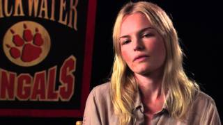 Straw Dogs | Kate Bosworth [HD] Interview ENG (2011) SONY Pictures
