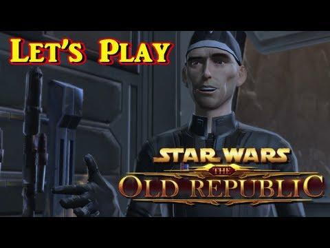 Let's Play Star Wars The Old Republic #34 - Gestatten? Tüftler 66! (Sith|DE|HD)