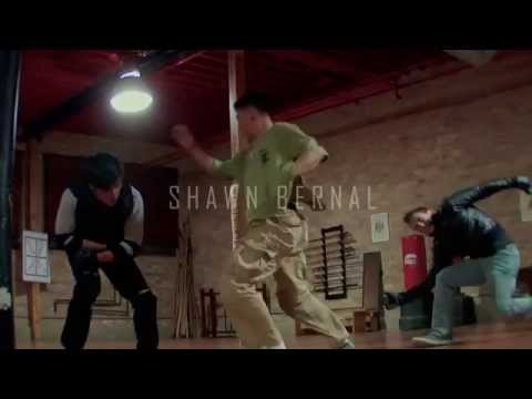 Shawn Bernal  2014 ActionStunt Reel