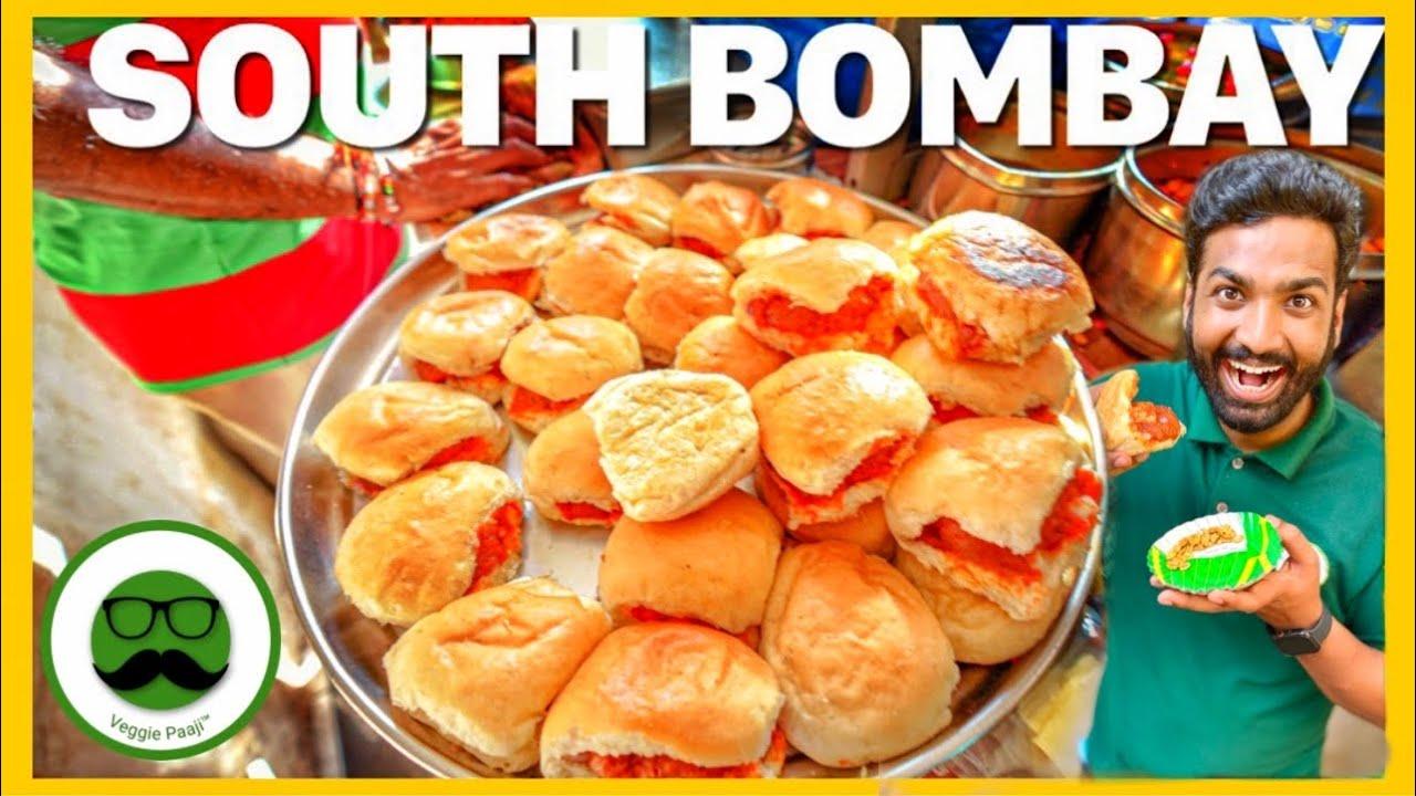 Mumbai SoBo Street Food   Kailash Lassi, City Bakery & More   Veggie Paaji