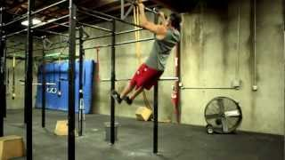 Kipping Pull Up - How To Demonstration