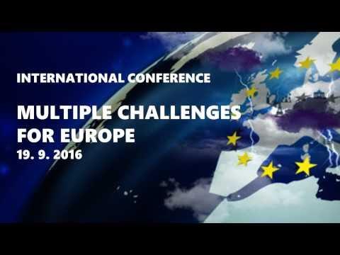 Hovory pro Evropu / The Talk for Europe / Martin Stropnický, Jan Macháček