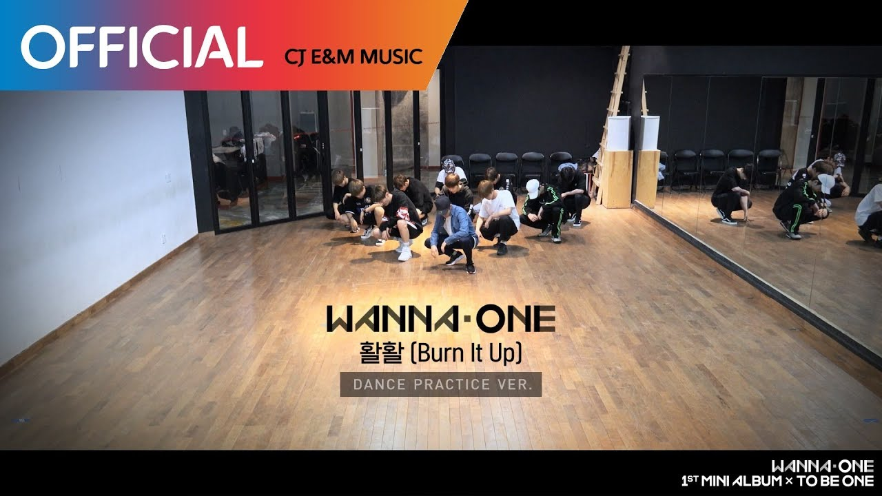Wanna One (워너원) -  활활 (Burn It Up) Practice Ver.
