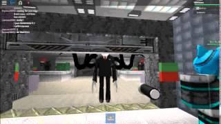 Area 51 slenderman map:ROBLOX w/BioHugs
