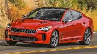 Kia Stinger 2018 Car Review