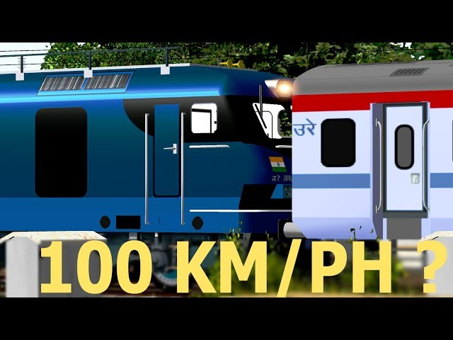 High Tech Alstom WAG 12 Locomotive for IndianRailways | Short