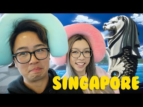 The Singapore Food Adventure *fail foods*