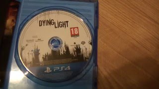 Dying Light проверка диска ps4 на русский язык.