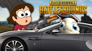 Breezy the Uber Driver | Battlegrounds Funny Moments