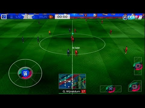 FTS 19 MOD FIFA 19 Edition Android Offline 250MB Best Graphics New Update