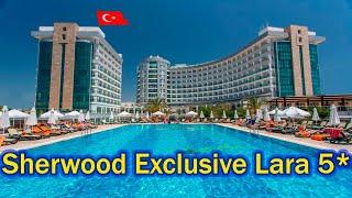 Отели Турции SHERWOOD EXCLUSIVE LARA 5 Анталья
