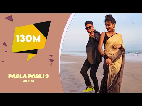 Pagla Pagli 3 Rap Song - ZB (Official music video) Kolkata hit rap song 2021- New Kolkata Rap Song