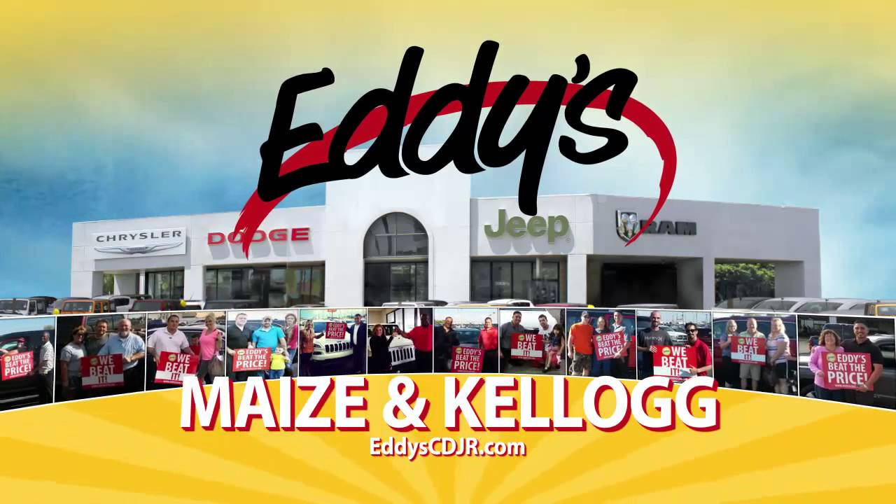 EDDYu0027S CHRYSLER DODGE JEEP RAM Wichita, KS