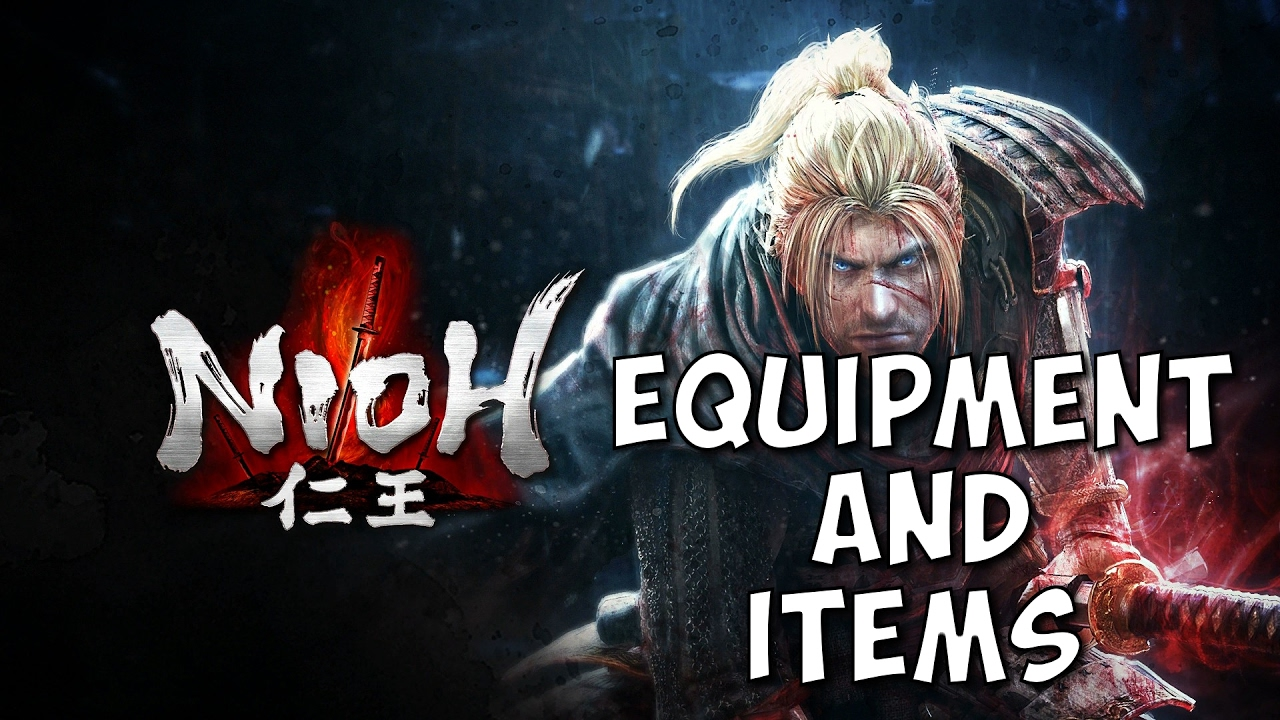 how to give items on nioh