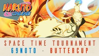 Naruto Online    Space Time Finals s20: 69Noto vs Buttercup