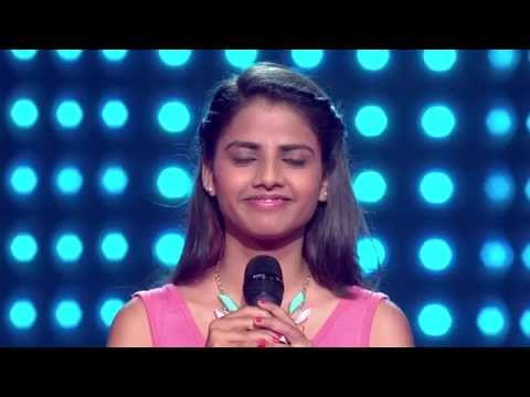 The Voice India - Ritu Agarwal Performance in Blind Auditions