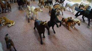 Schleich Horse Collection Tour July 2016