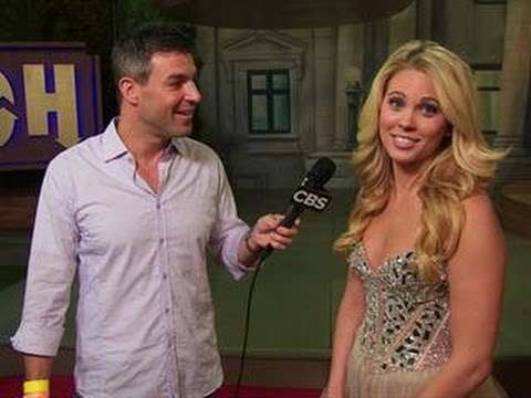 Big Brother Finale: Backyard Interview with Aaryn