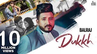 Dukh | (Full HD) | Balraj | G Guri | New Punjabi Songs 2019 | Jass Records