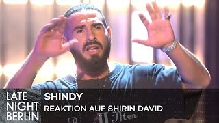 Shindy reagiert auf Shirin Davids Instagram-Diss | Late Night Berlin | ProSieben