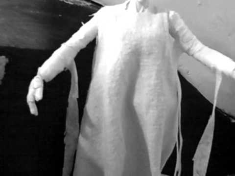 12inch Elsa Lanchester as The Bride - Bride of Frankenstein 1935 custom figure