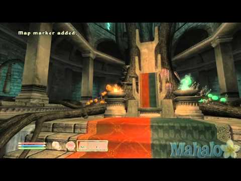Elder Scrolls 4 Oblivion DLC - Shivering Isles Main Walkthrough 26 - Symbols Of Office Part 1