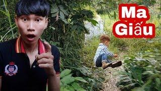 Phim Ma Ngắn:Đứa Trẻ Bị Ma Giấu Vào Buội Tre Ma Là Có Thật