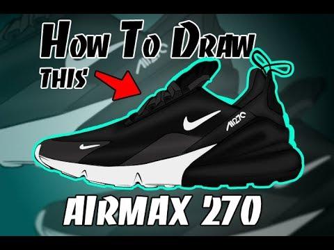 Airmax Nike Nike 270Running Shoe Airmax Airmax 270Running Nike Draw Shoe Draw Draw 270Running DHIE29