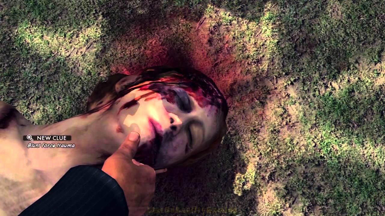 l.a. noire 100% walkthrough part 30: the red lipstick murder