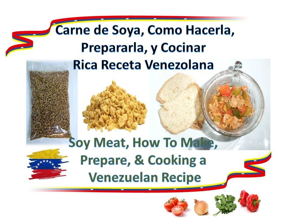 How To Cook Soy Meat