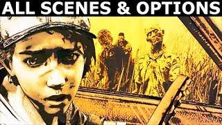 Intro Cutscene - All Scenes & Dialogue Options - The Walking Dead Final Season 4 Episode 2